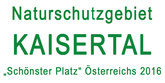 Das KAISERTAL - schönster Platz Österreichs 2016