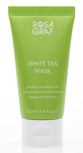 DS Kosmetik Fraubrunnen - White Tea Mask Rosa Graf