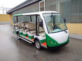 Elektrobus Messebus Elektro