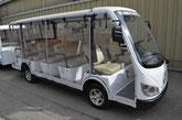 Elektro Bus Elektrobus Bummelzug Bimmelbahn