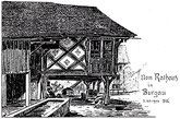 Zeichnung: Salomon Schlatter 1909