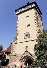 Reutlinger Wahrzeichen, Tübinger Tor