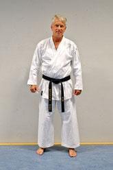 Bernd Galinski 1. DAN Goju Ryu Karate