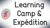Learning Camp & Expédition