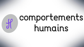 Comportements humains
