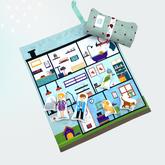 Spielmatte Tierklinik von Tiny Magic