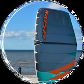 Naish Kiteboarding, Neilpryde Segel, Prolimit, Cabrinha, North Kiteboarding,Mystic, Jobe, Fone Kiteboarding an der Ostsee