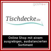 Onlineshop Tischdecken Restaurant