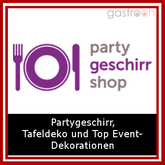Party Deko Gastronomie
