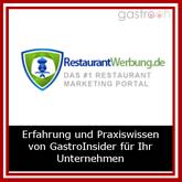 Restaurantwerbung