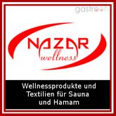 Wellnessprodukte Sauna und Hamam