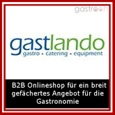 Onlineshop Gastronomie