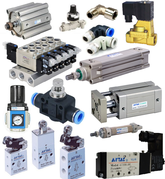 Kompaut, components for pneumatic automation, Airtac pneumatic Equipment