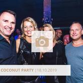 Coconut Party Oktober 2019 DIE HALLE Tor 2