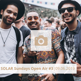 Logo Solar Sundays Open Air Juni 2019 Halle tor 2