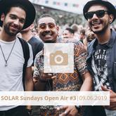 Logo Solar Sundays Open Air Juni 2019 Halle tor 2, Die Halle Tor 2, Halle Tor 2, Party, Disko, Tanzen, Club, Kölner Nachtleben, Event, Veranstaltung heute, Musik, Eventlocation Köln