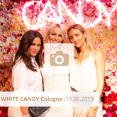 Logo Candy Shop Cologne Juni 2019 Halle Tor 2