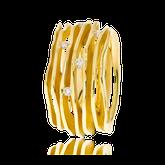 Schmuckring in Gelbgold mit Brillanten aus der Himalaja Kollektion der Goldschmiede OBSESSION Zürich und Wetzikon