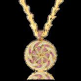 Spezialanfertigung Edelstein Amulett von der Goldschmiede OBSESSION Zürich und Wetzikon