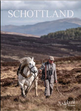 Jagdzeit International, Themenband Schottland Cover