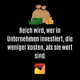 investor schule börsenweisheiten 9