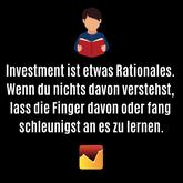 investor schule börsenweisheiten 13