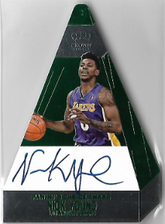 NICK YOUNG / Crown Royal - No. 52  (#d 5/5)