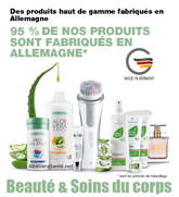 Aloé Vera Santé avec LR Health & Beauty Des produits de qualité Made in Germany Beauté et Santé