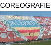 Coreografie tifosi Salernitana - Salerno Calcio