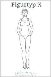 Figurtyp X - die Klassikerin