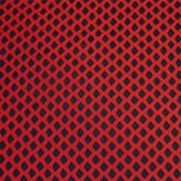 joustava kangas verkko net fishnet punainen