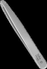 пинцет линейки TopInox , изогнутые края