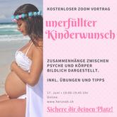 schwangere Frau, unerfüllter Kinderwunsch