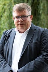 Carsten Schlotmann, Stellvertretender Vorsitzender des Fördervereins Palliativ- und Hospizarbeit e.V.