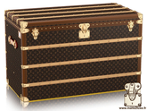 courrier trunk
