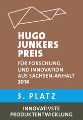 Hugo-Junkers-Preis 2014, Innovativste Produktentwicklung - 3. Platz