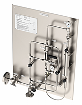 Mechatest Hydrocarbon Liquid and Gas Sampling System Panels