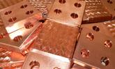 Starkstrombänder aus Kupfer