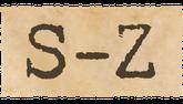 MusicManiac S-Z