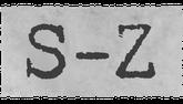 MusicManiac S-Z b/w