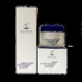 confezione trattamento crema viso  e corpo elasticizzzante limone ischia