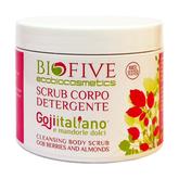 scrub corpo detergente biofive