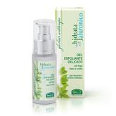 gel esfoliante delicata acido ialuronico helan