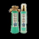 confezione regalo bagno doccia e acqua profumata acqua marina