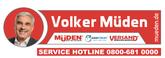 mueden.de, Links, Logo, Versandreinigung-mueden.de