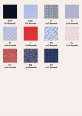 mueden.de, masshemd, Gesichtsmaske, verfügbare Stoffe für Masken, Bild #5