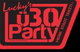 Logo von Ü30 Party, Musik und Tanz