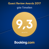 Commentaires Booking