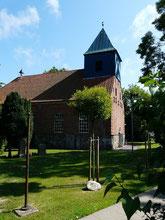 Ansicht der Kirche in Cuxhaven-Altenwalde