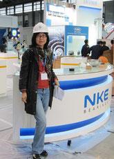 Strenge Qualitätskontrolle ist notwendig für den Standbau in China.
